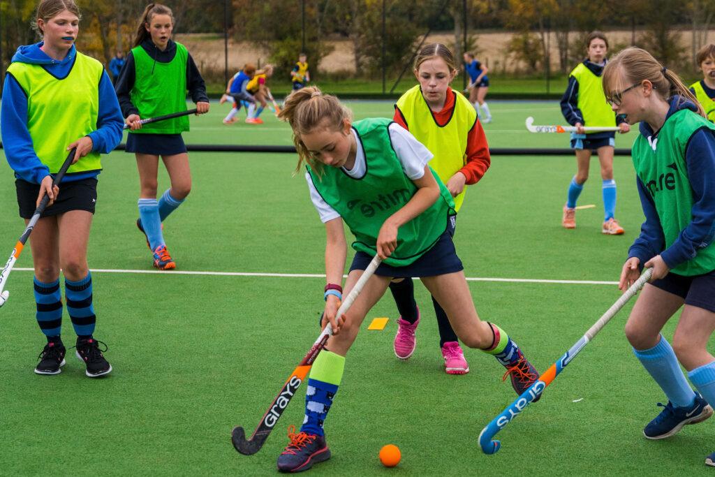 Sunday Hockey Academy Enquiry & Application Form
