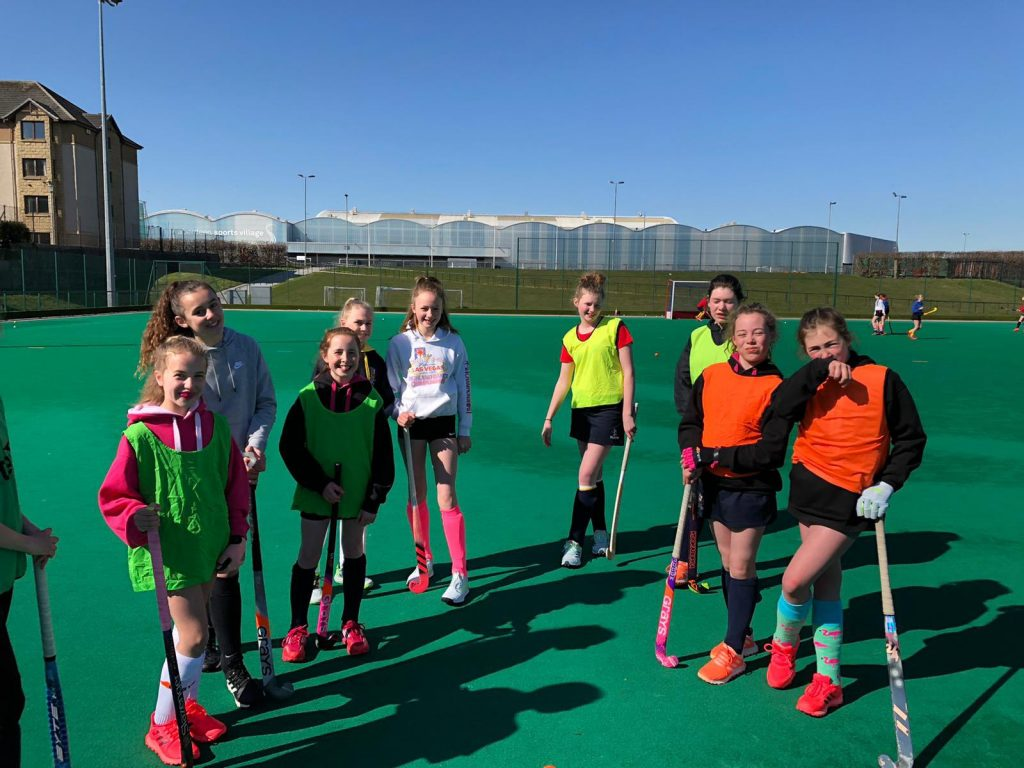 Easter 2021 Aberdeen Camp