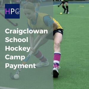 Craigclowan School Hockey Camp Payment